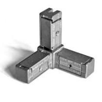 義大利 細鋁方管結合器 15*15